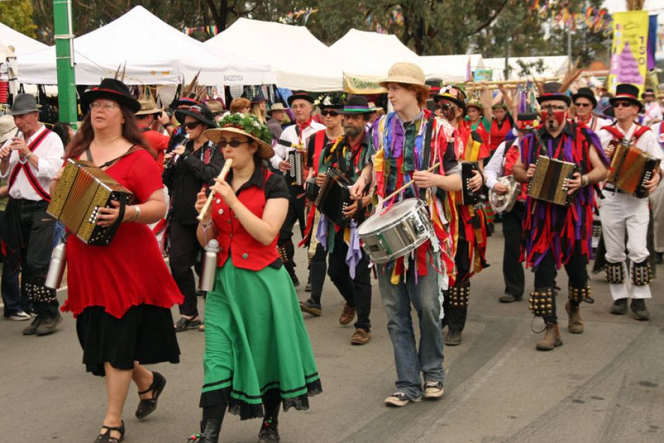 10 observations about the National Folk Festival